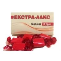ЕКСТРА ЛАКС бонбони х10 5,00 лв. от Vitania.bg