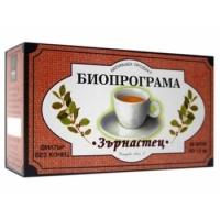 БИОПРОГРАМА ЧАЙ Зърнастец филтър 20 бр. 2,00 лв. от Vitania.bg