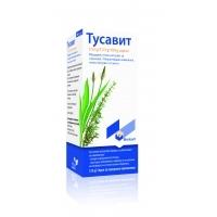 ТУСАВИТ СИРОП За кашлица 125 мл. 6,50 лв. от Vitania.bg
