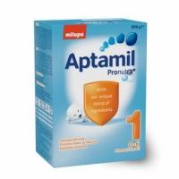 МИЛУПА АПТАМИЛ 1 Пронутра+ адаптирано мляко 800 гр. 35,20 лв. от Vitania.bg