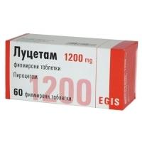 ЛУЦЕТАМ ТАБЛ. 1200 мг.х 60  9,50 лв. от Vitania.bg