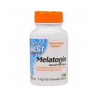 ДОКТОРС БЕСТ Мелатонин 5 мг 120 23,84 лв. от Vitania.bg