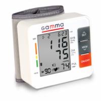 ГАМА АКТИВ Апарат за измерване на кръвно налягане за китка 59,90 лв. от Vitania.bg