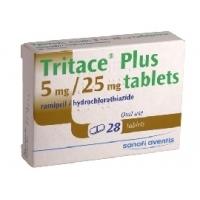 ТРИТЕЙС ПЛЮС ТАБЛ. 5/25 мг.х 28 7,10 лв. от Vitania.bg