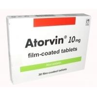 АТОРВИН табл. 10 мг.х 30 2,40 лв. от Vitania.bg