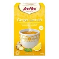 ЧАЙ Джинджифил и лимон 17пак. Йоги Тий 7,50 лв. от Vitania.bg