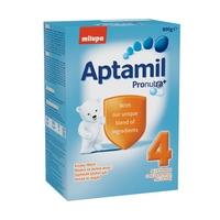 МИЛУПА АПТАМИЛ 4 Пронутра+ адаптирано мляко 800 гр. 33,40 лв. от Vitania.bg