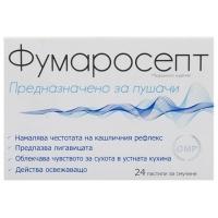 ФУМАРОСЕПТ ПАСТИЛИ Х 24 4,98 лв. от Vitania.bg