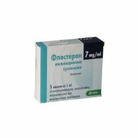 ФЛОСТЕРОН АМП./2 мг.+5 мг./1 мл.х 5 26,50 лв. от Vitania.bg