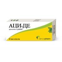 АЦИ-ДЕ табл х 20 РАМКОФАРМ 4,00 лв. от Vitania.bg