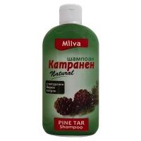 МИЛВА Шампоан катранен 500мл. 4,80 лв. от Vitania.bg