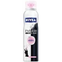 НИВЕА ИНВИЗИБЪЛ Black & whitr Clear дезодорант спрей 150 мл. 4,99 лв. от Vitania.bg