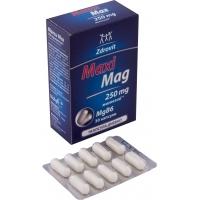 Макси Маг 250 мг х 30 капс. 6,20 лв. от Vitania.bg