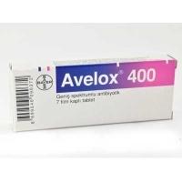 АВЕЛОКС ТАБЛ. 400 мг.х 7   37,70 лв. от Vitania.bg