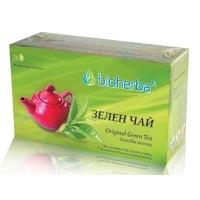 БИОХЕРБА Билков чай ЗЕЛЕН ЧАЙ филтър х 20 2,30 лв. от Vitania.bg