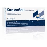 КАЛМАБЕН ТАБЛ. 10 бр. 4,32 лв. от Vitania.bg