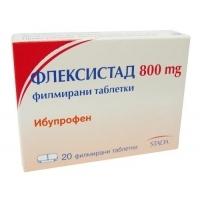 ФЛЕКСИСТАД ТАБЛ. 800МГ X 20 8,60 лв. от Vitania.bg
