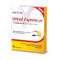ВАЛМАРК Уринал Експрес pH сашета х 6 14,70 лв. от Vitania.bg