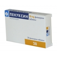 ЛЕНУКСИН ТАБЛ. 10 мг.х 28 9,20 лв. от Vitania.bg