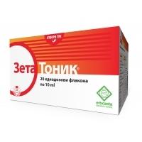ЗЕТА ТОНИК флакони 10 мл. x 20 32,00 лв. от Vitania.bg