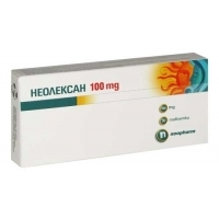 НЕОЛЕКСАН тaбл. 100 мг. х 30 14,20 лв. от Vitania.bg