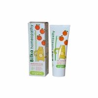 БИЛКА Паста за зъби Детска хомеопатия 2+ г. мандарина 50 мл. 2,99 лв. от Vitania.bg