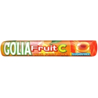 ГОЛИЯ Бонбони Плодови с витамин C /оранжева/ 1,20 лв. от Vitania.bg