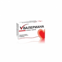 ВАЛЕРИАНА ТАБЛ. Х 100 ЕВЕЛИН 2,07 лв. от Vitania.bg