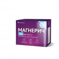 МАГНЕРИЧ табл. 500 мг. x 30 Д 9,60 лв. от Vitania.bg