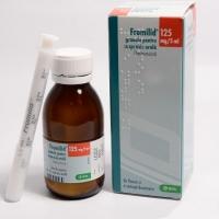 ФРОМИЛИД ГРАН. 125 мг./5 мл. 60 мл. 8,50 лв. от Vitania.bg