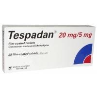 ТЕСПАДАН ТАБЛ. 20 мг./5 мг.х 28 20,82 лв. от Vitania.bg