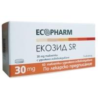 ЕКОЗИД SR ТАБЛ. 30 мг.х 60 8,42 лв. от Vitania.bg