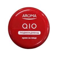 АРОМА Крем за лице с Q10 подмладяващ 75 мл. 3,00 лв. от Vitania.bg