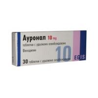 АУРОНАЛ FC ТАБЛ. 10 мг.х 30 9,90 лв. от Vitania.bg