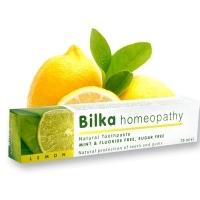 БИЛКА Паста за зъби Хомеопатия лимон 75 мл. 2,99 лв. от Vitania.bg