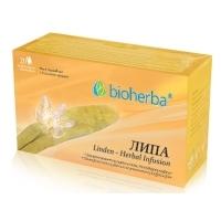 БИОХЕРБА Билков чай ЛИПА филтър х 20 2,20 лв. от Vitania.bg