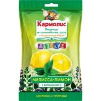 КАРМОЛИС Лимон с мед + вит. С бонбони 75 г 4,70 лв. от Vitania.bg