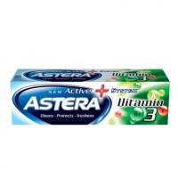 АСТЕРА Паста за зъби Витамини-3 100 мл. 1,90 лв. от Vitania.bg