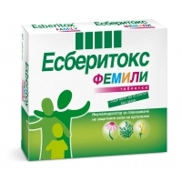 ЕСБЕРИТОКС ФЕМИЛИ табл. 3,2 мг х 60 16,90 лв. от Vitania.bg