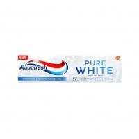 АКВАФРЕШ Паста за зъби пюър лайт tingling mint 75 мл. 3,90 лв. от Vitania.bg