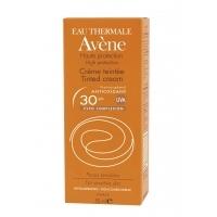 АВЕН Слънцезащитен крем тониран SPF30 за чувствителна кожа 50мл 33,60 лв. от Vitania.bg