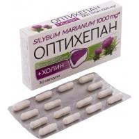 НАТУРПРОДУКТ ОПТИХЕПАН капс. х 30 18,50 лв. от Vitania.bg