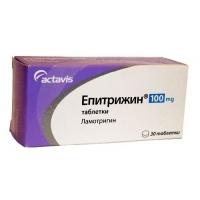 ЕПИТРИЖИН ТАБЛ.100МГ Х 30 10,20 лв. от Vitania.bg