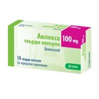 АКЛЕКСА КАПС.100 мг.х 10 5,99 лв. от Vitania.bg