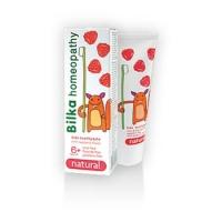 БИЛКА Паста за зъби Детска хомеопатия 6+ г. малина 50 мл. 2,99 лв. от Vitania.bg