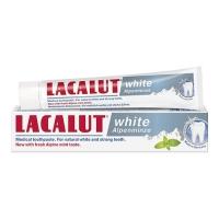 ЛАКАЛУТ Паста за зъби Уайт алпийска мента 75 мл. 5,65 лв. от Vitania.bg