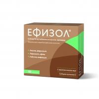ЕФИЗОЛ Таблетки 250 мг. х 40 4,56 лв. от Vitania.bg
