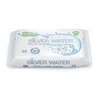 БЕБЕЛАН Мокри кърпи със сребърна вода x 60 3,90 лв. от Vitania.bg