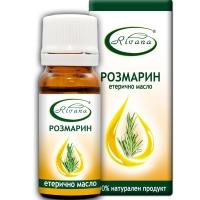 РИВАНА Етерично масло Розмарин 10мл. 4,40 лв. от Vitania.bg
