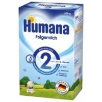 ХУМАНА 2 Храна за кърмачета ,след 6-ия месец 600 гр. 19,90 лв. от Vitania.bg